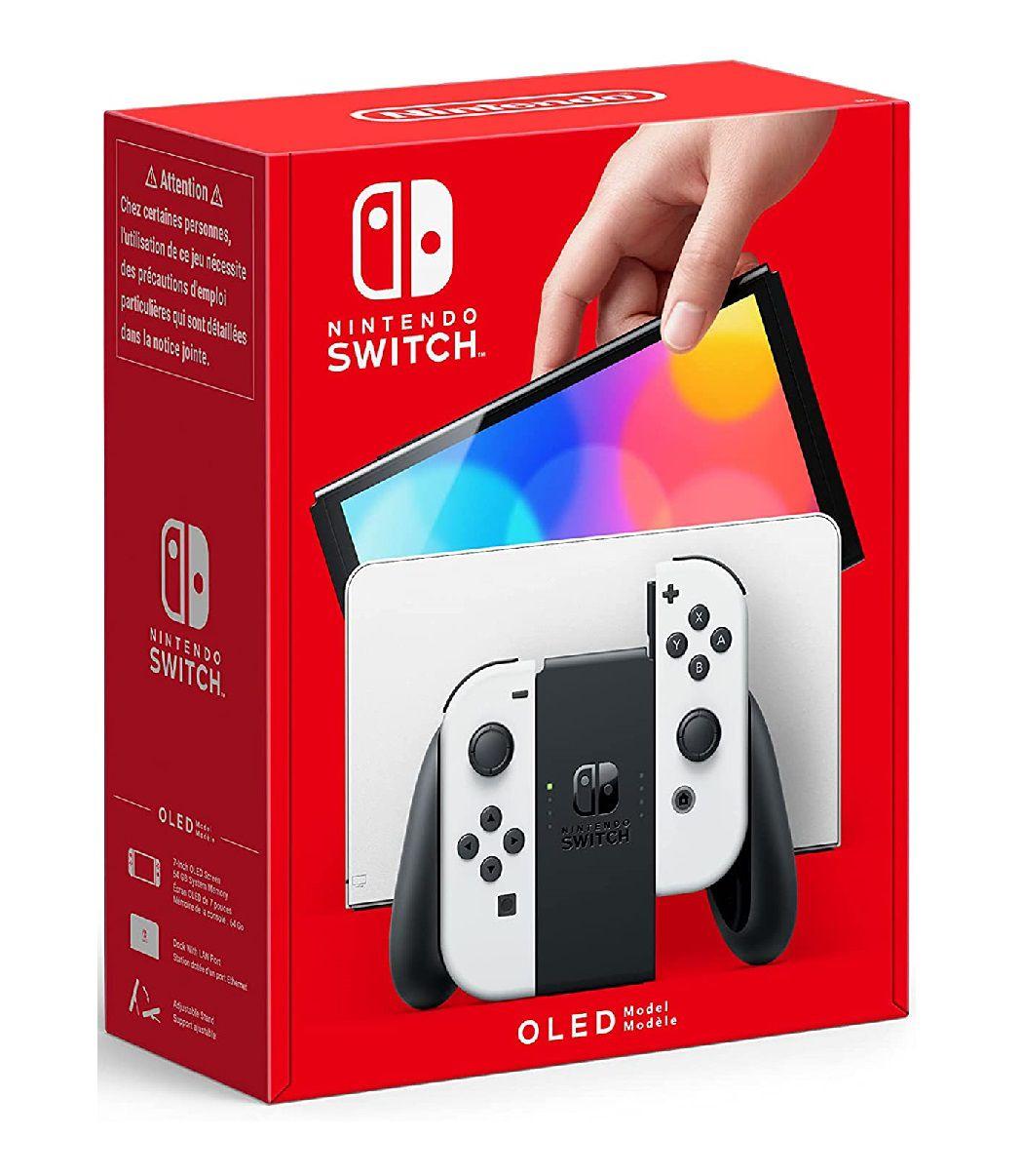 Nintendo Switch Oled Console