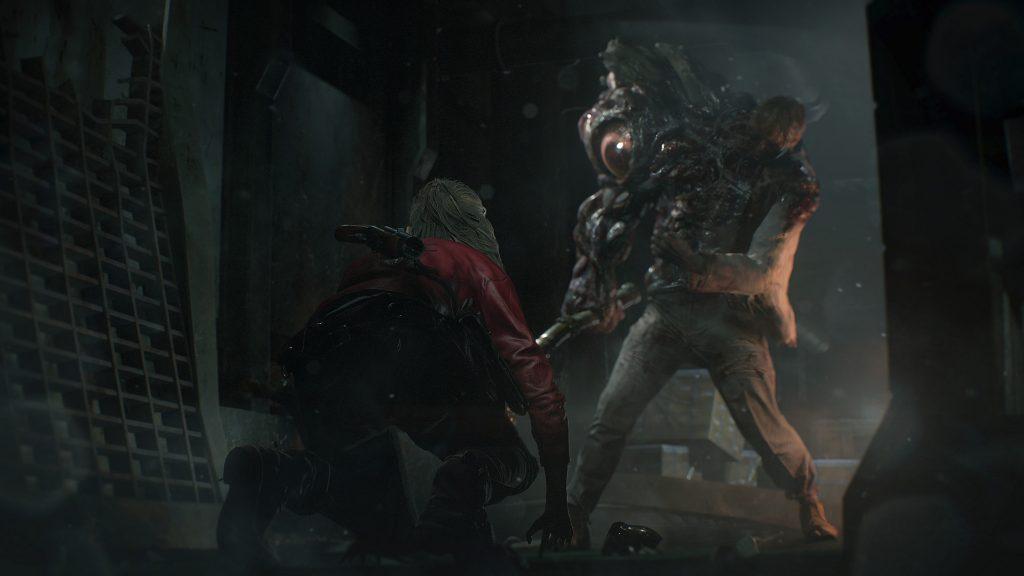 Resident Evil 2 Screen 10 Ps4