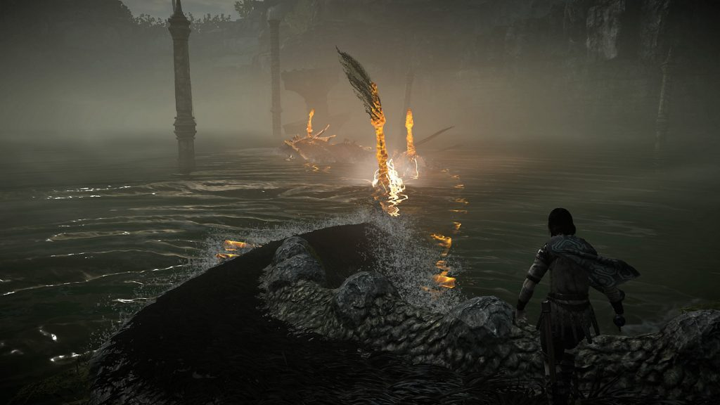 Shadow Of The Colossus Screen 01 Ps4