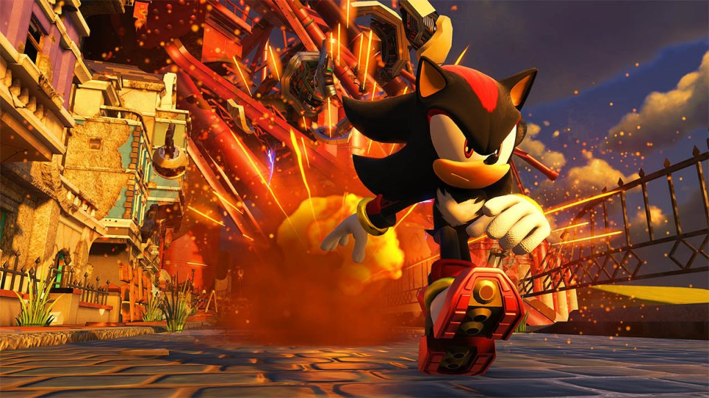 Sonic Forces Screen 03 Ps4