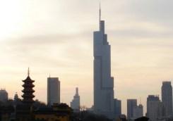 7-1. ნანკინის ფინანსური კომპლექსი, 450 მ, ნანკინი, ჩინეთი