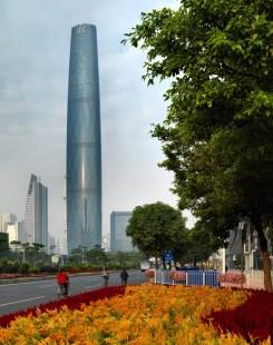 10-1. გუანჩჟოუს მსოფლიო საფინანსო ცენტრი, 437,5 მ, გუანჩჟოუ, ჩინეთი
