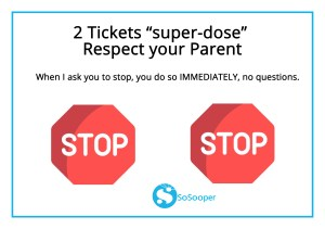 Gift of Respect of parents