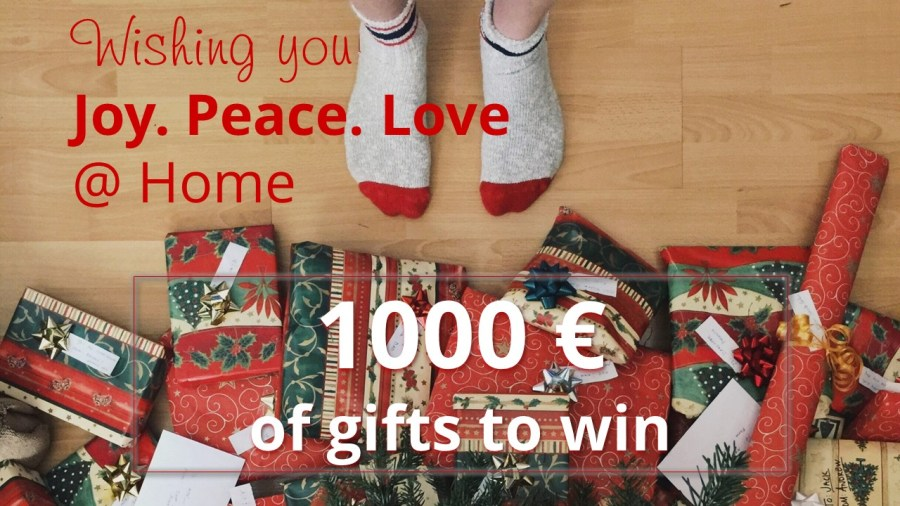 1000 € gifts to win with Advent Calendar for Parents