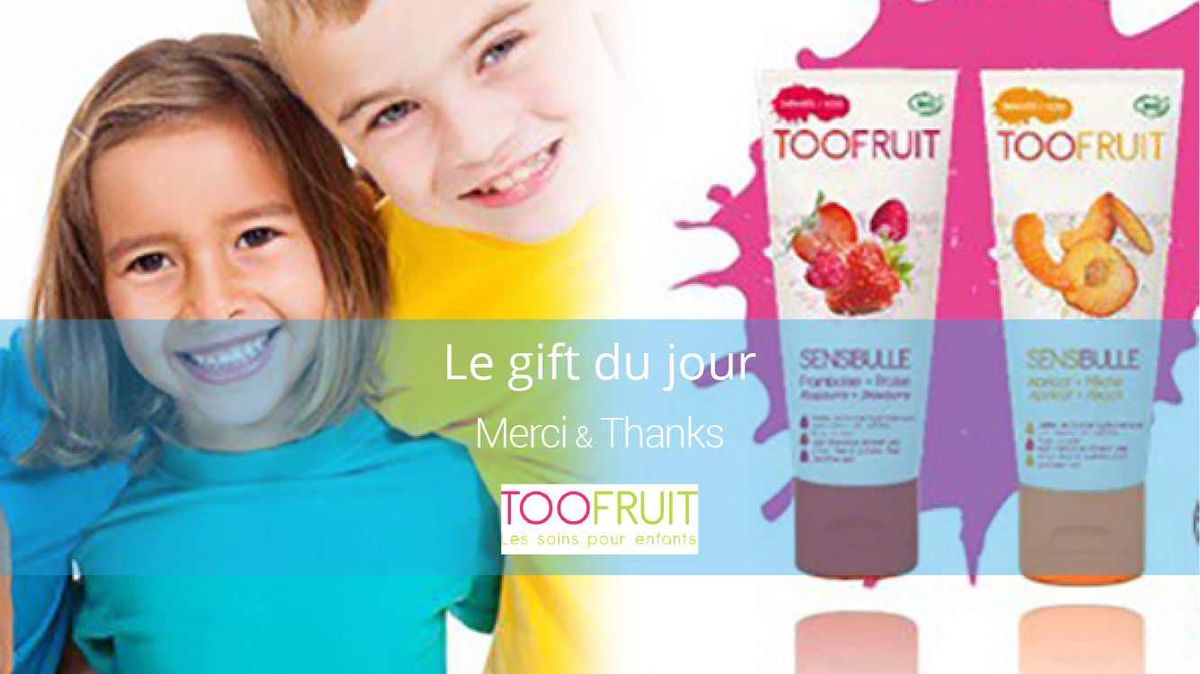 TooFruit products