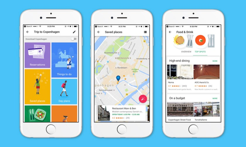 Gogle-Trips-App