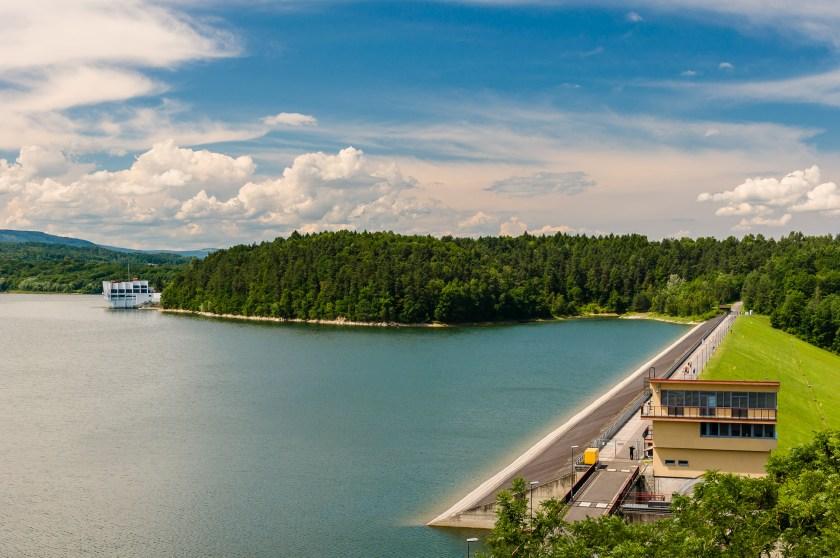 Jezioro_Dobczyckie