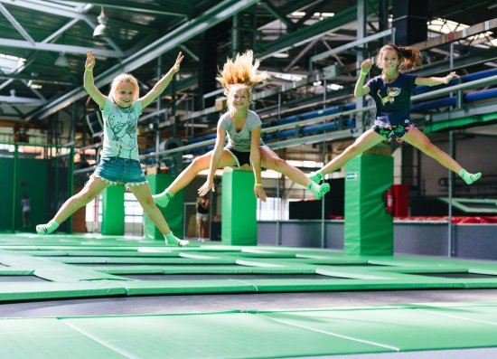 fun-on-the-trampolines