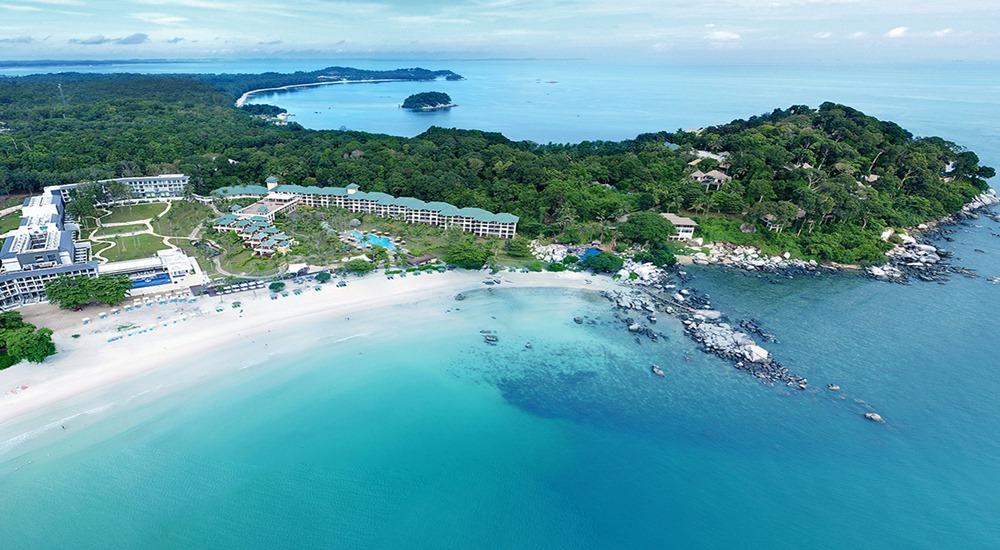جزيرة بنتان في إندونيسيا