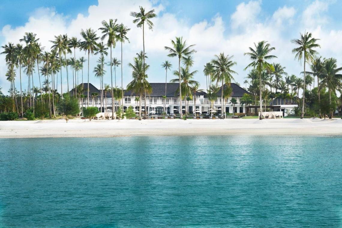 فنادق في جزيرة بنتان اندونيسيا