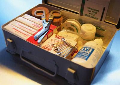 حقيبة السفر الطبية