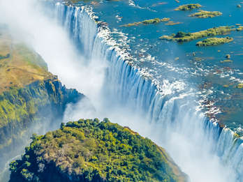 اهم الاماكن السياحية في زامبيا