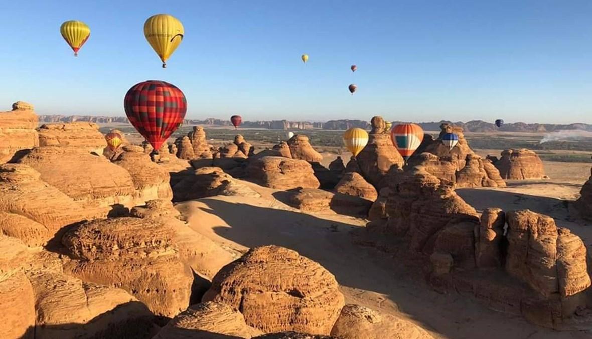السياحة في محافظة العلا