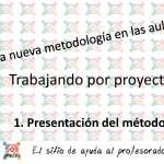 Trabajo por Proyectos: 1. Presentación