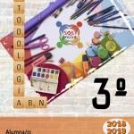 Cuaderno ABN de 3º de Educación Primaria