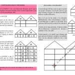 Cuadernos ABN: Casitas (Decenas y Unidades)