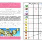 Cuadernos ABN: Billetes y monedas de euros (Vertical)