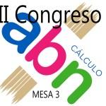 II Congreso ABN: Mesa 3 (Experiencias en Educación Infantil)