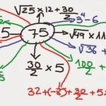 ¿Descomponer o calcular un número?