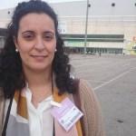 Sara Herrera estuvo en SIMO Educación 2016