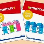 Actividades del libro de Anaya de ABN de 2º de Educación Primaria