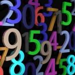 Sopa de letras números del 1 al 10