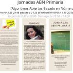 ¡Últimos días para inscribirte en el curso de ABN de Sara Herrera!