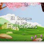 Página web: Bosque de fantasías