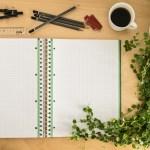 Plantilla de cómo presentar los cuadernos