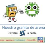 Materiales Editorial La Calesa CORONAVIRUS