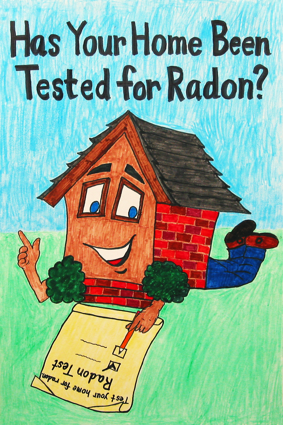 2012 Radon Poster Contest Winners Announced  National