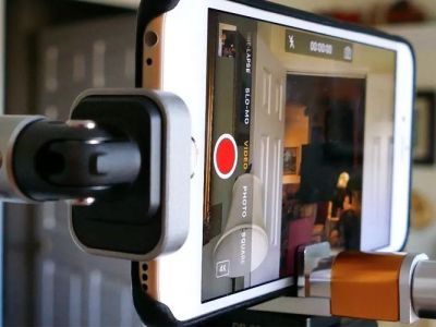 5 smartphones con los que podrías grabar una película
