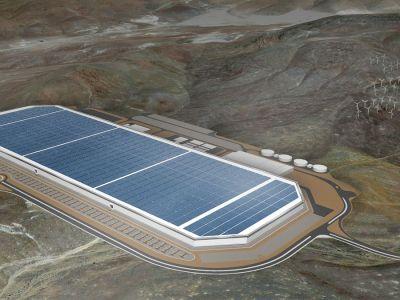 """Tesla empieza con la construcción del """"mayor sistema de autoconsumo del mundo"""" en la Gigafábrica de baterías"""