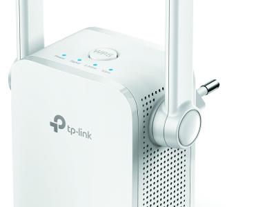 TP-LINK RE205, Extensor de red WiFi para llevar internet a toda la casa