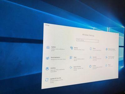 Windows 10 Spring Creators Update: Cambios en la configuración
