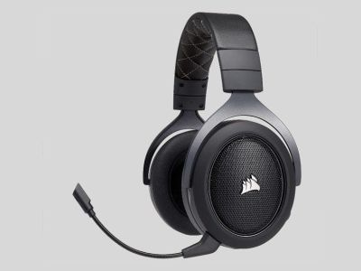 Corsair presenta los auriculares inalámbricos HS70 para PC y PS4