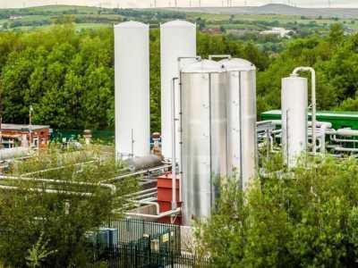 Inauguran la primera planta de almacenamiento de energía de aire líquido del mundo