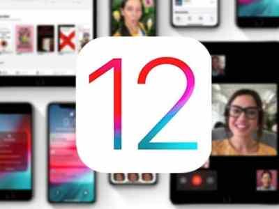 iOS 12: Cómo descargar e instalar la versión oficial