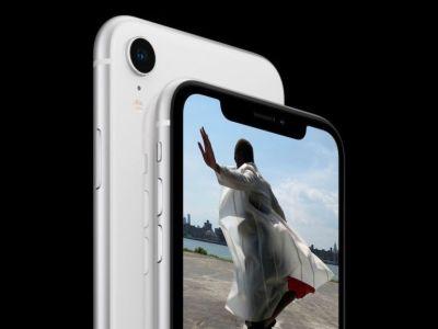 Nominado a mejor smartphone de 2018: iPhone XR