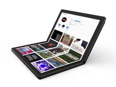 Lenovo ThinkPad X1: el primer ordenador del mundo con pantalla plegable