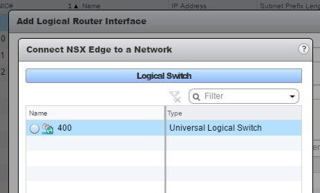 NSX distributed logical router appliance Part 1   SOSTechBlog com