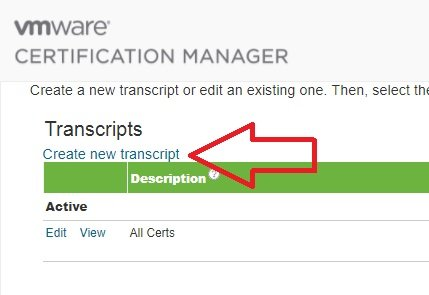 Get your VMware certification URL and PDFs | SOSTechBlog com