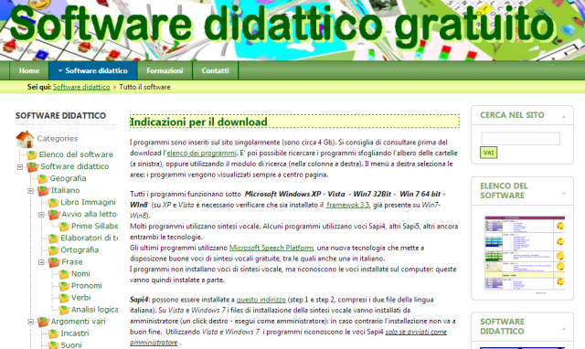 Software Didattici Ivana Sacchi Inclusività E Bisogni Educativi