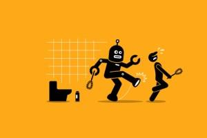 Роботизация - потеря рабочих мест