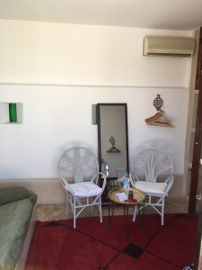 Riad tizwa room