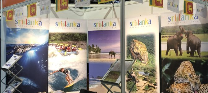'Checking In' to Destinations Travel Show