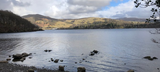 Returning to Windermere & Wordsworth