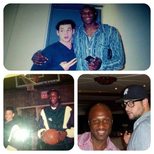 Lamar Odom's Best Friend Jamie Sangouthai Dead at 37