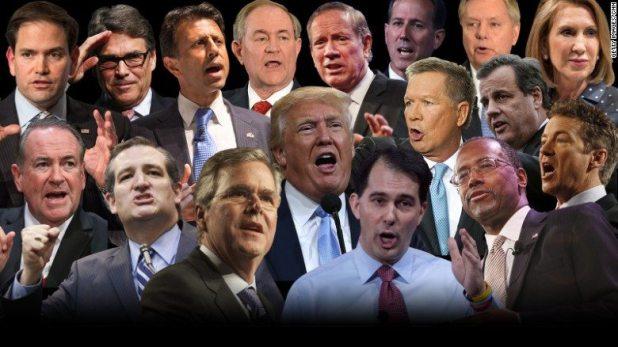 Who's Running for President?