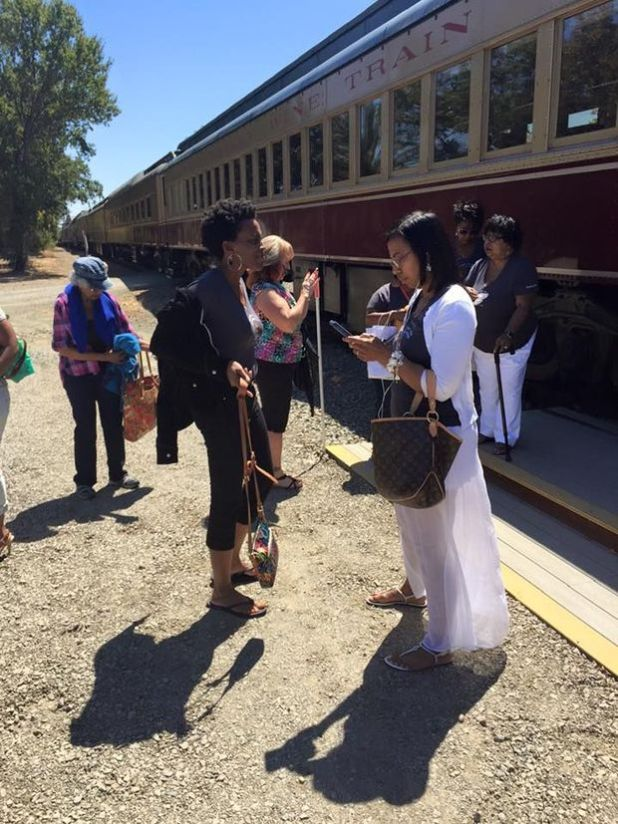 11 Black Women Kicked Off Napa Wine Train for Laughing While Black